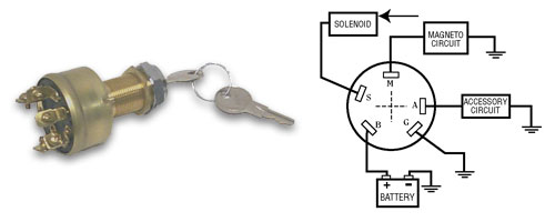 MP39040 seastar solutions ignition switch diagram at alyssarenee.co