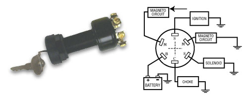 MP39090 seastar solutions 3 position ignition switch wiring diagram at n-0.co