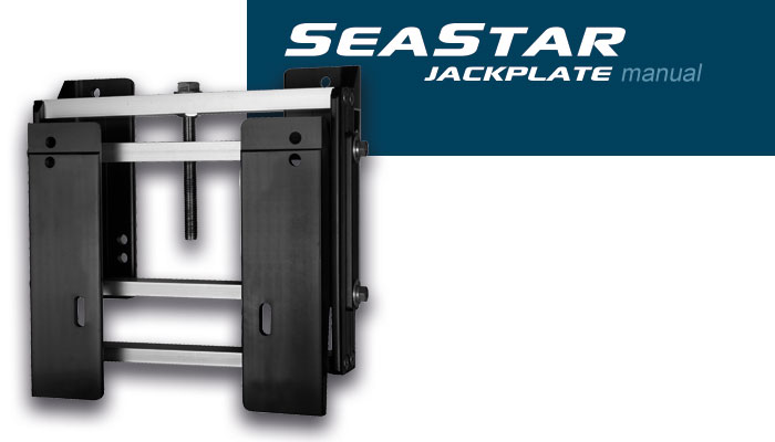 SeaStar Jackplates manual seastar solutions atlas jack plate wiring diagram at edmiracle.co