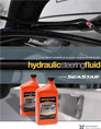 hydraulic steering fluid